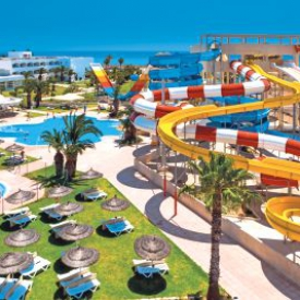 SPLASHWORLD Venus Beach (3*) – Tunisie continentale