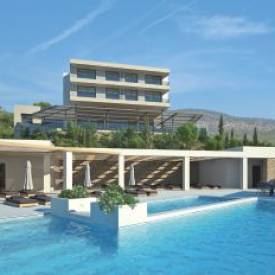 EverEden Beach Resort Hotel (4*) – Riviera d'Athènes