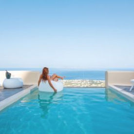 Skyfall Luxury Suites (5*) – Santorin