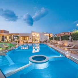 Oscar Suites & Village (4*) – Crète -Chania