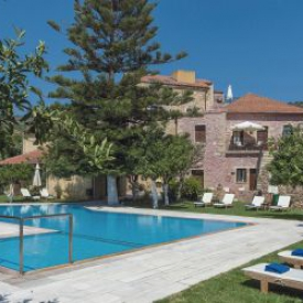 Spilia Village Luxury Traditional Hotel (4*) – Crète -Chania