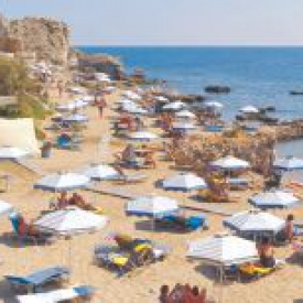 Kalithea Mare Palace (4*) – Rhodes