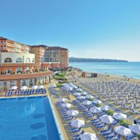 Sol Luna Bay Resort (4*) – Varna
