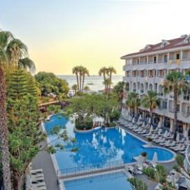 Side Star Beach (5*) – Riviera turque – Antalya