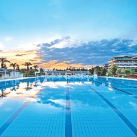 The Xanthe Resort & Spa (5*) – Riviera turque – Antalya