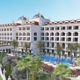 Side Royal Luxury Hotel & Spa (5*) – Riviera turque – Antalya