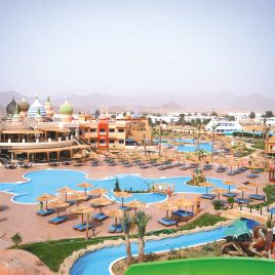 Aqua Blu Resort (4*) – Sharm El Sheikh