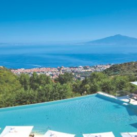 Grand Hotel Due Golfi (4*) – Baie de Sorrente et Naples