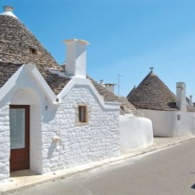 Trulli Holiday (S*) – Les Pouilles