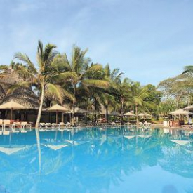 Baobab Beach Resort (4*) – Mombasa